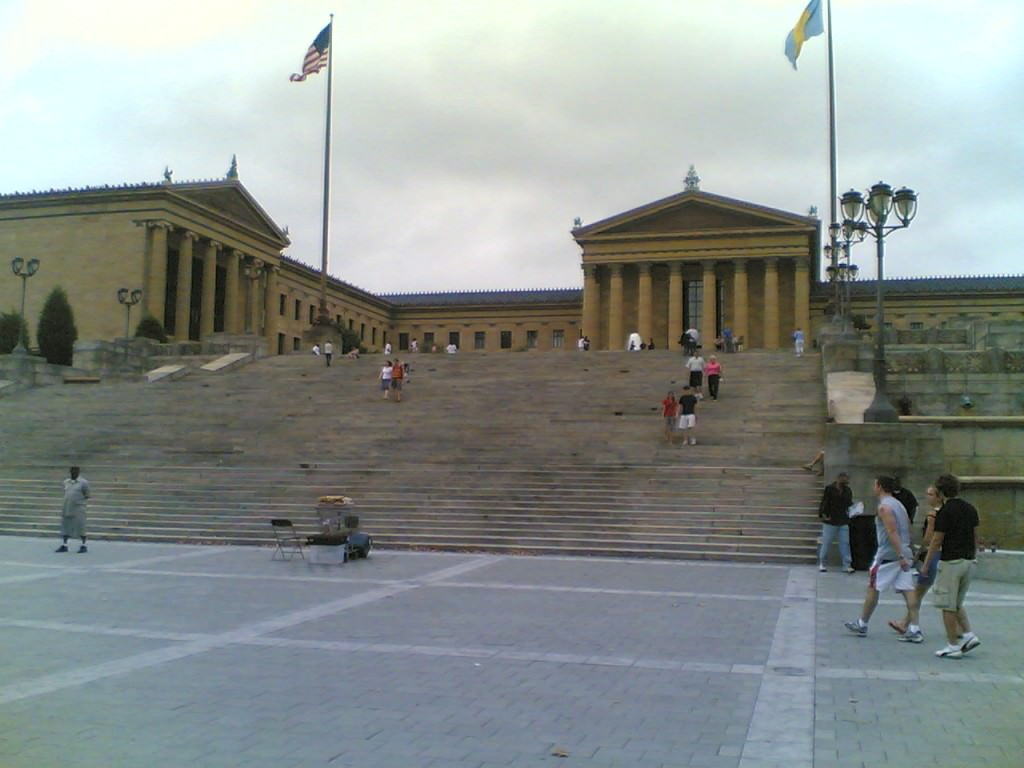 rocky steps philly