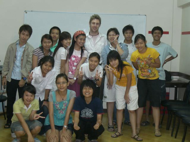 teaching english chiang mai thailand
