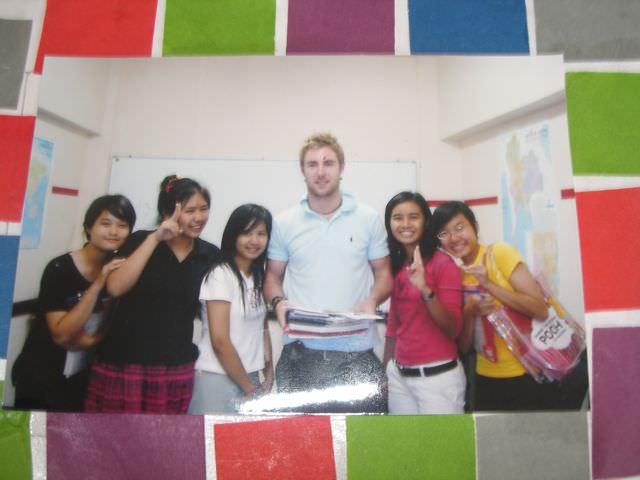 teaching english chiang mai
