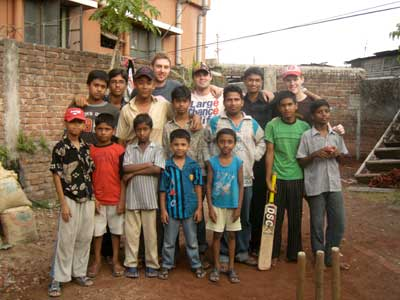 Backpacking in Bangladesh