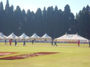 cricket in Zimbabwe,   backpacking in Harare