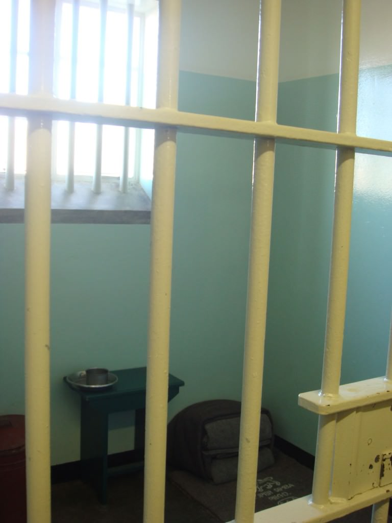 Inside Mandela's Cell
