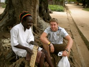 Convicts in Malawi