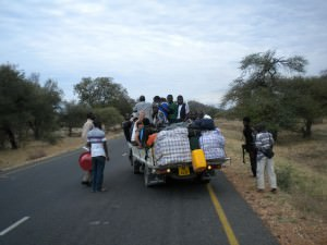 Public transport in Malawi