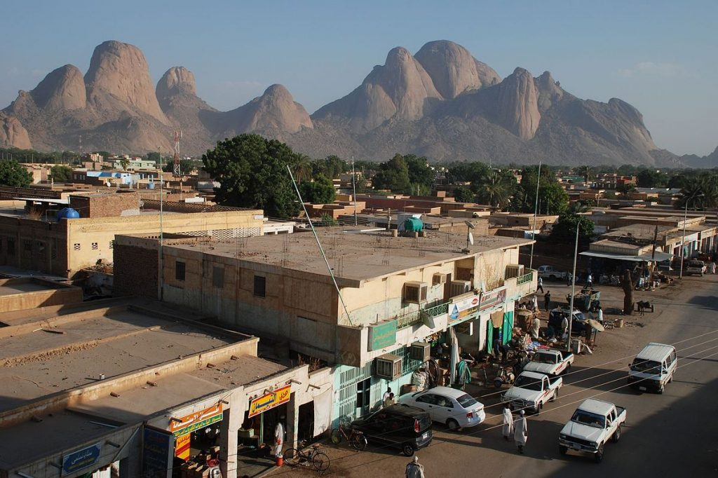 Famous Places to Visit in Sudan