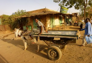 Transport in Sudan