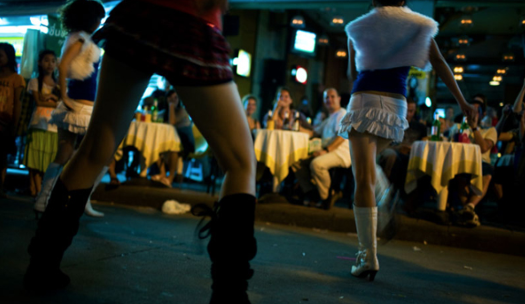 Khao San Road prostitution