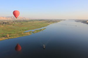 hot-air ballon ride,   luxor