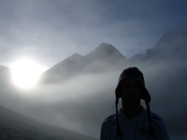 Mount everest base camp pic