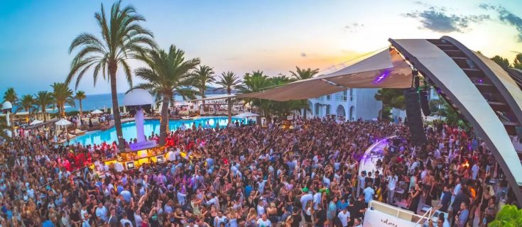 nightclubs in ibiza