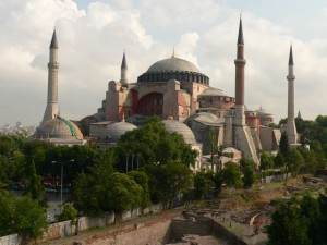 Hagia Sophia turkey