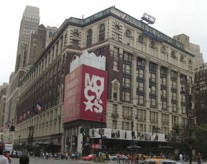 Macys Department Store New York