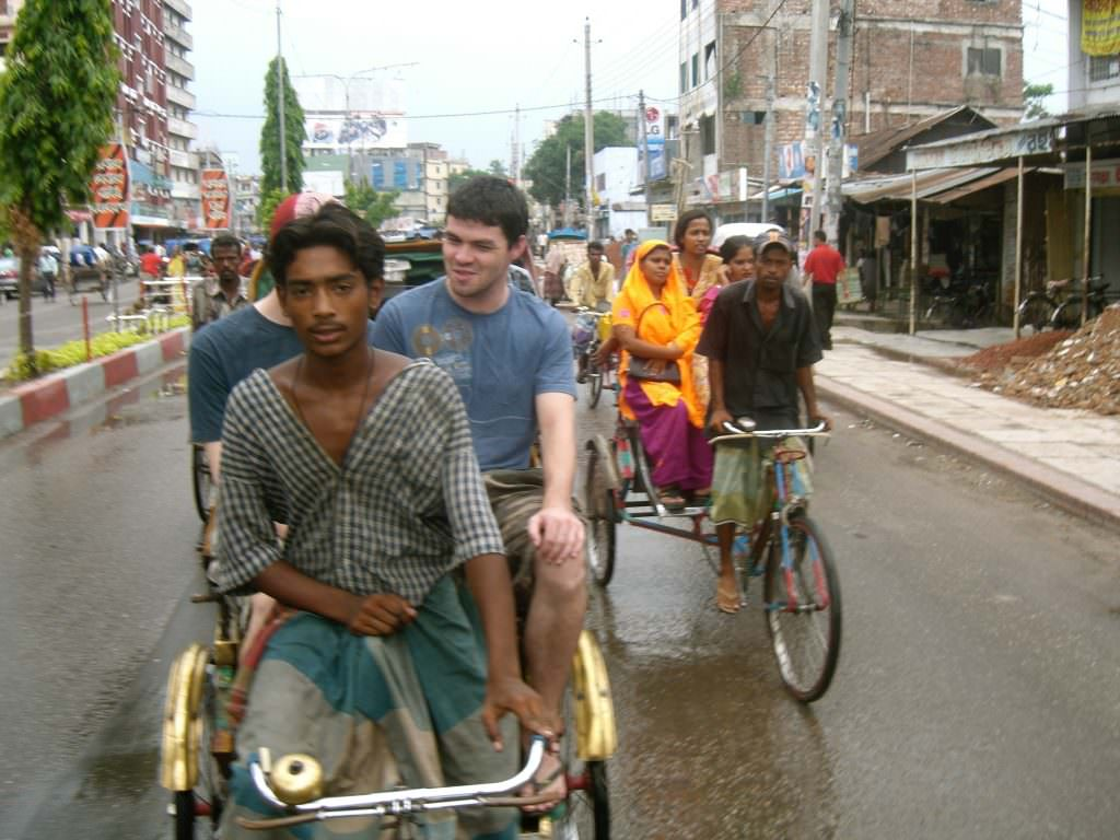 transport in bangladesha