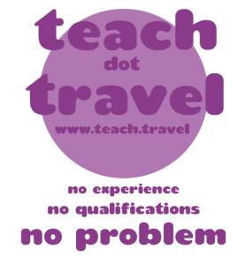 teach dot travel