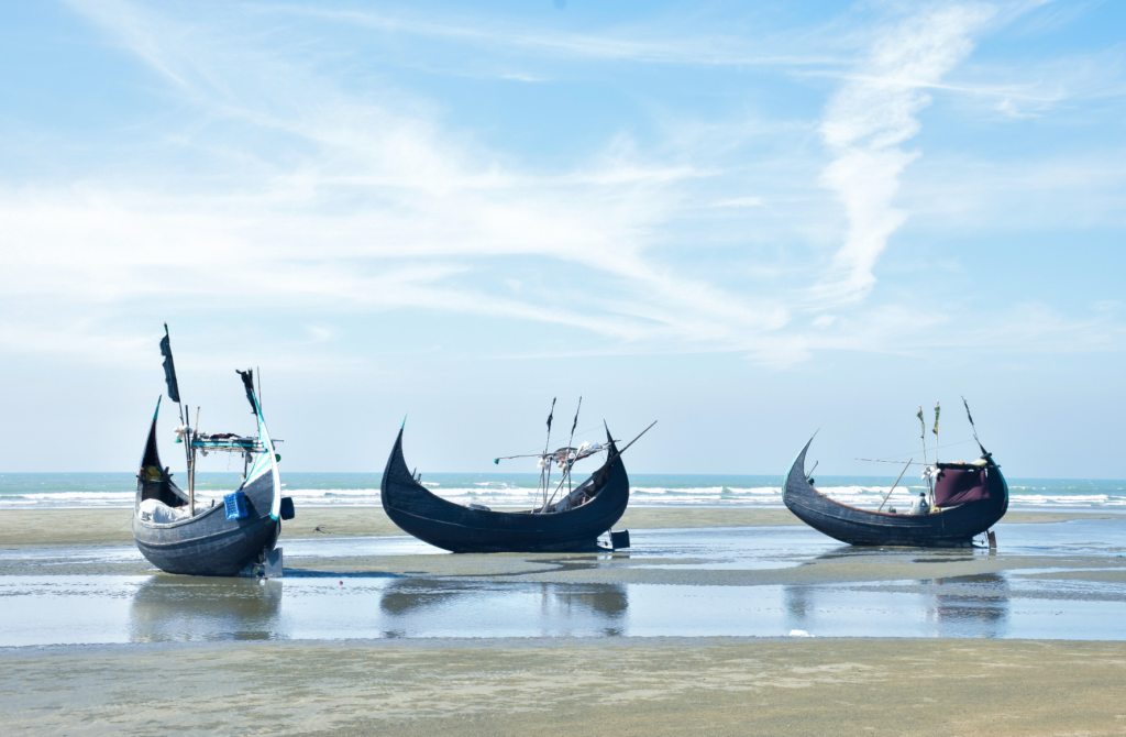 Tourist places in Bangladesh