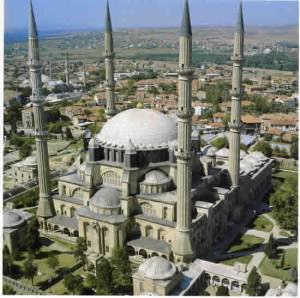 Selimiye Mosque Complex at Edirne