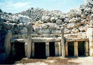The Megalithic Temples of Malta