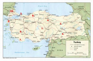 Turkey UNESCO sites