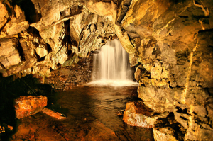 White Scar Cave Yorkshire