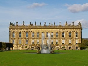 Chatsworth stately home