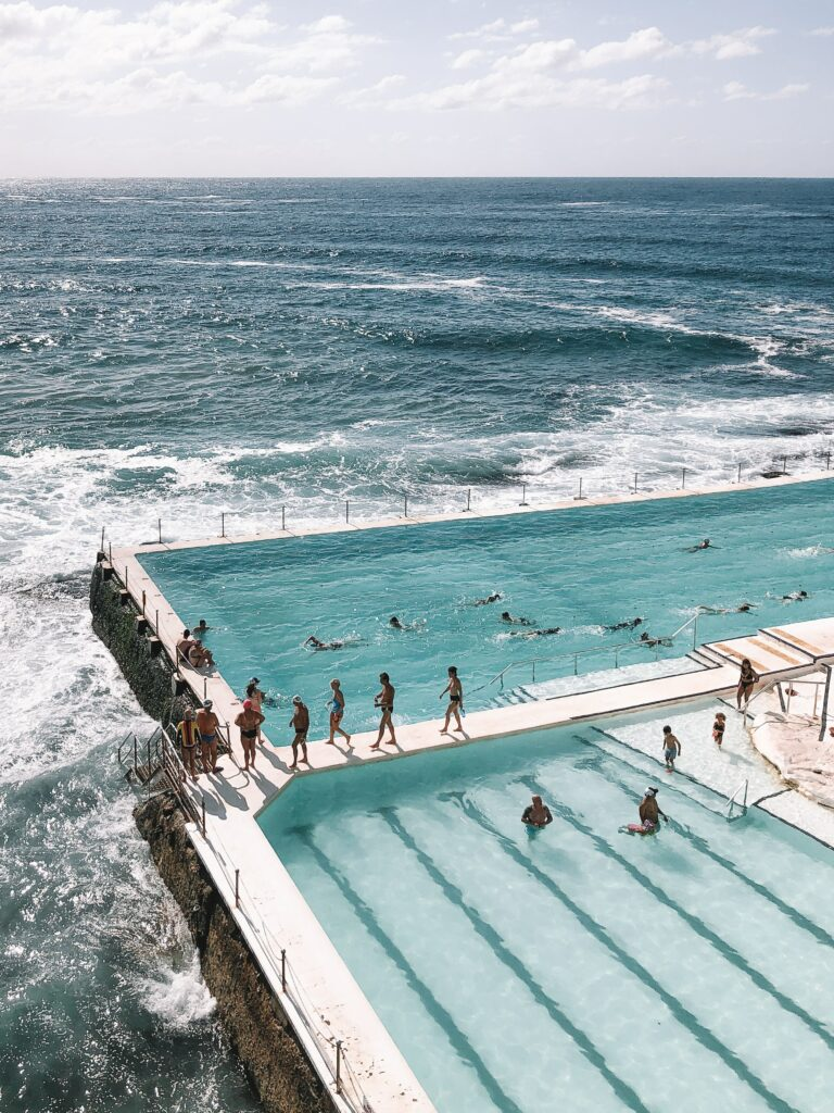 Rock pool bondi