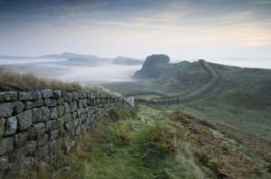 Hadrian's Wall Northumbria