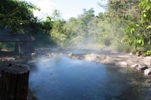Hot Springs in Pai