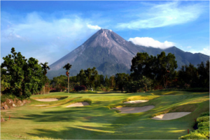 Mount Merapi Golf Course