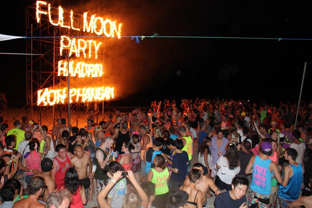 Best Full Moon Parties In The World