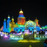 The Ice and Snow Festival in Harbin,   China – amazing!