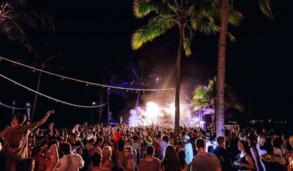 Magnetic Island Full MoonParty