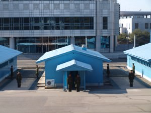 North Korea DMZ