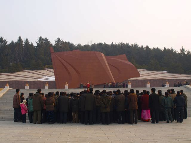 traveling in north korea