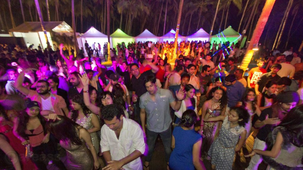 Goa Full Moon Party