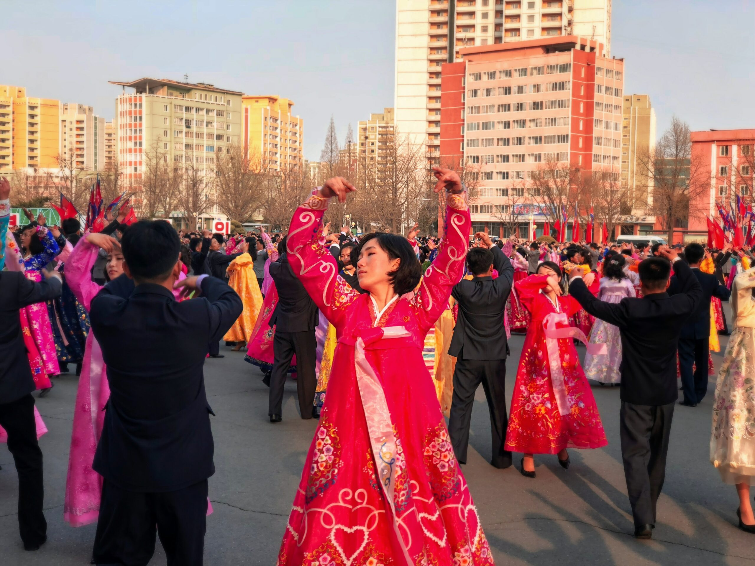 best time to visit north korea
