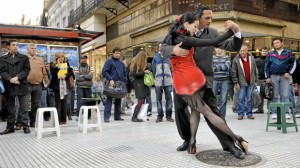 romance in buenos aires