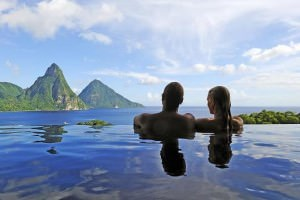 romance in st lucia