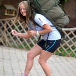 Tuesday's Travel Rant: Running with your backpack on