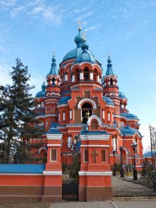 Our lady of kazan irkutsk