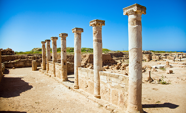 Cyprus world heritage sites
