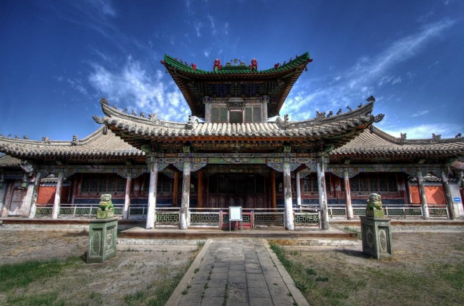 Winter Palace of Bogd Khan