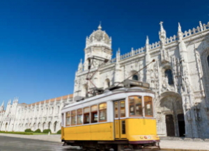 backpacking in lisbon