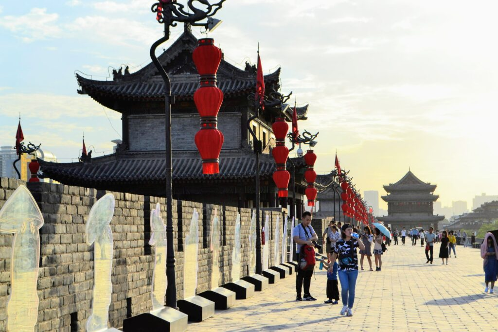 Things to see in Xian