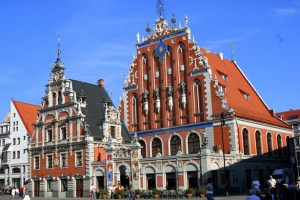 House-of-Blackheads riga