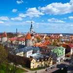A Walking Tour in Tallinn,   Estonia