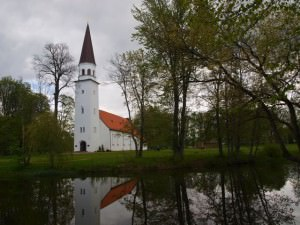 church sigulda