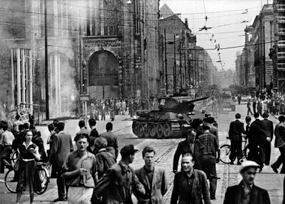 wartime east berlin