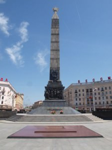 Victory Monument belarus