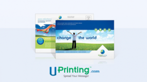 Win a set of Postcards from UPrinting.com