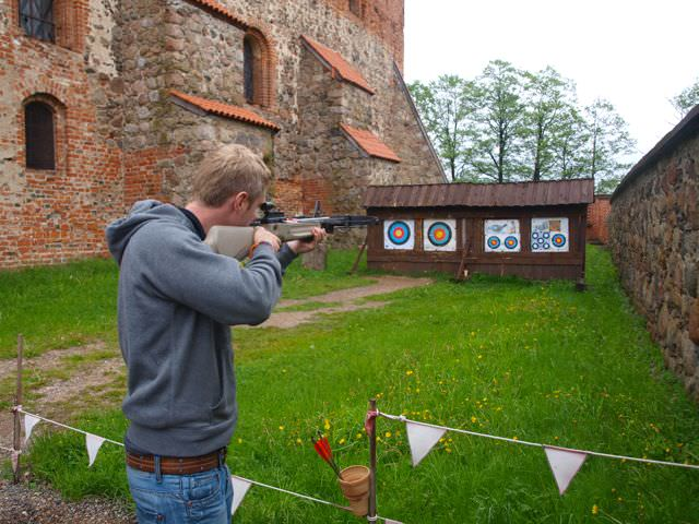 archery in lithuania